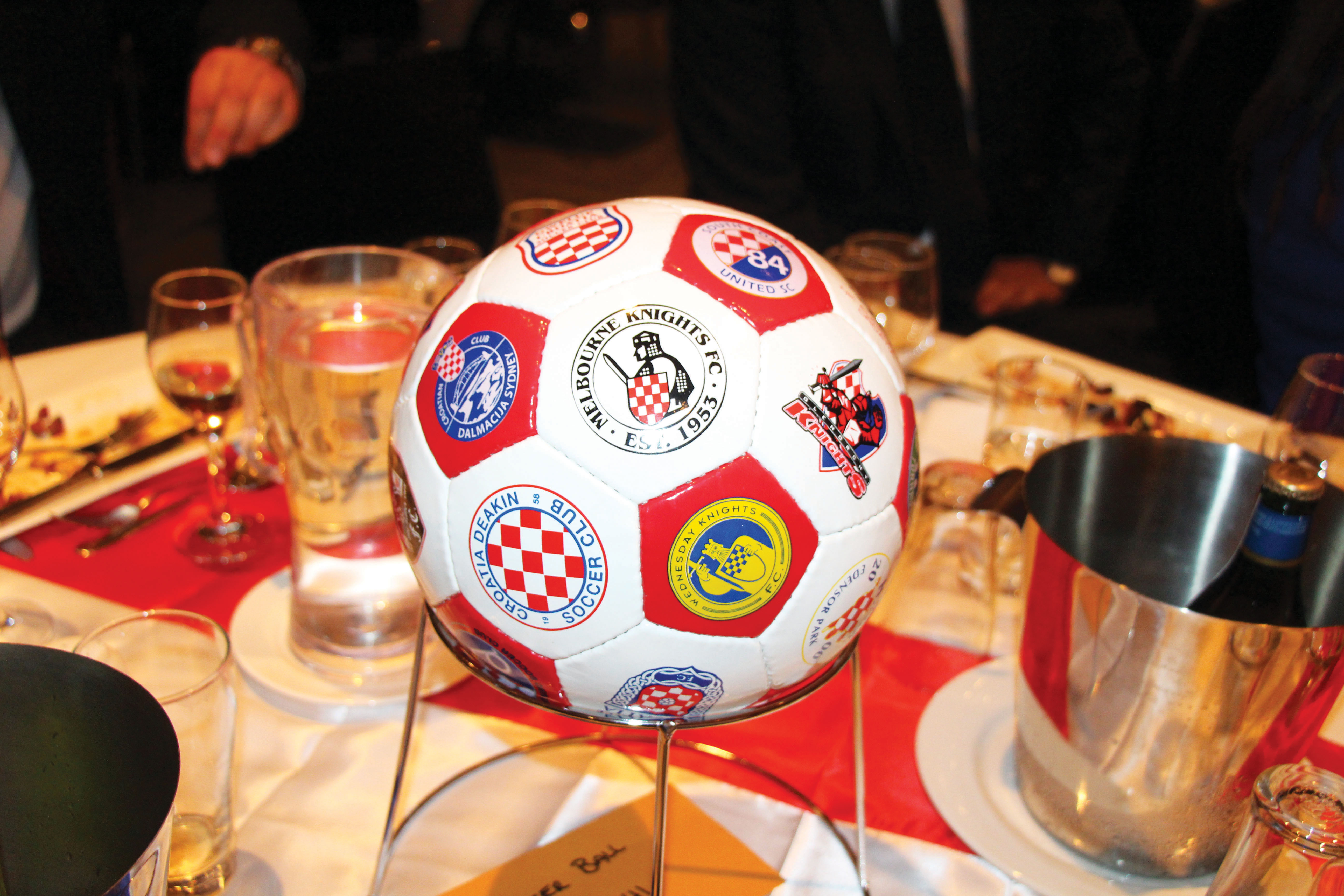 39th croatian soccer tournament