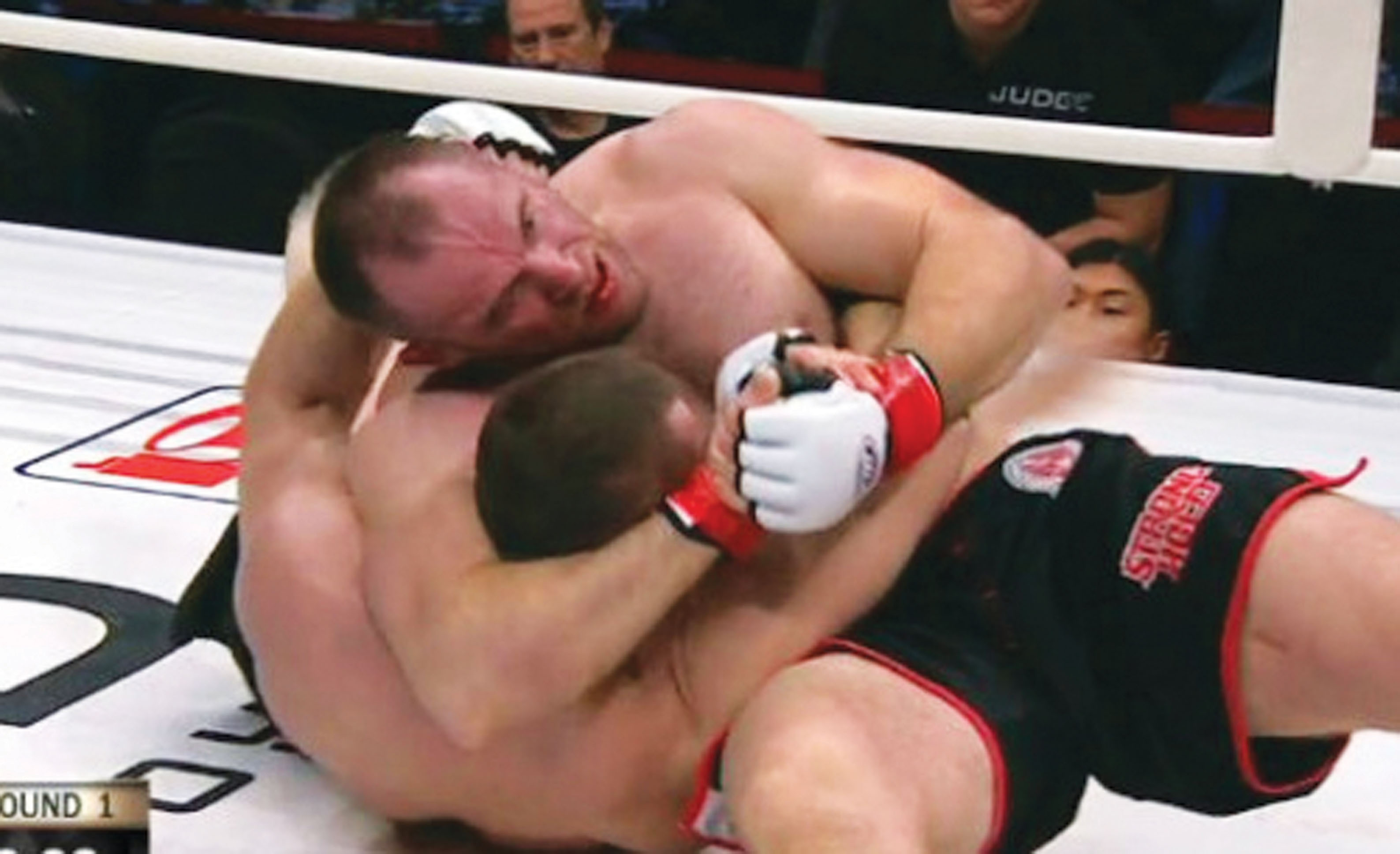 cro cop legends loss